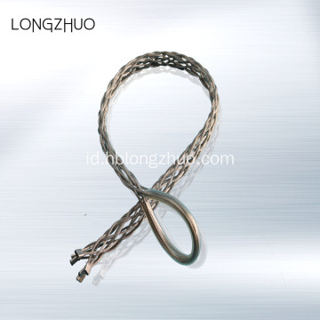 Multi Weave Closed Cable Mesh Grips Kaus Kaki Kabel Stainless Steel